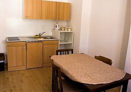 Kompletně vybavená kuchyňka