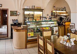 Bar restaurace a vinotéky