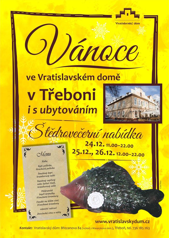 Vánoce ve Vratislavském domě