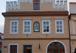 Vratislavský dům - náměstí Třeboň